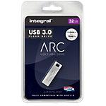 Clé USB Integral ARC 32 Go Argenté