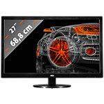 Écran LCD AOC E2770SH 68,6 cm (27