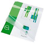 Pochettes de plastification à chaud GBC Brillant 2 x 175 µm Transparent 100 Unités