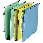 Dossiers suspendus pour armoire ELBA Professional Bleu 25 Unités