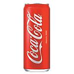 Coca Cola Canette   24 Unités de 330 ml