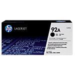 Toner HP D'origine 92A Noir C4092A