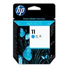 Tête d'impression HP D'origine 11 Cyan C4811A
