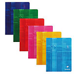 Cahier Clairefontaine Metric A5 5 x 5 Dos 6 assortiments   48 Feuilles