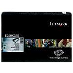 Tambour D'origine E250X22G Lexmark Noir