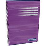 Cahier double spirale Calligraphe A4+ Ligne 7000 180 Pages 90 g