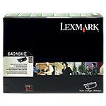 Toner D'origine 64016HE Lexmark Noir