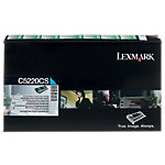 Toner Lexmark D'origine C5220CS Cyan