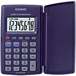 Calculatrice de poche Casio HL 820VER 8 Chiffres Bleu