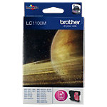 Cartouche jet d'encre Brother D'origine LC1100M Magenta