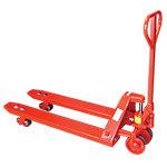 Transpalette professionnelle 1185 (H) x 1510 (l) x 530 (P) cm Rouge