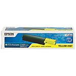 Toner Epson D'origine 0187 Jaune C13S050187