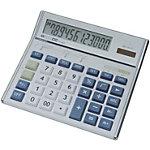 Calculatrice de poche ELAMI SB 1613 12 Chiffres Blanc