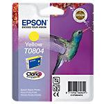 Cartouche jet d'encre Epson D'origine T0804 Jaune C13T08044011