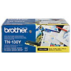 Toner TN 130 D'origine Brother Jaune