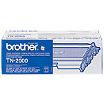 Toner D'origine TN 2000 Brother Noir