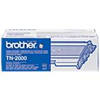 Toner TN 2000 D'origine Brother Noir