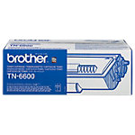 Toner TN 6600 D'origine Brother Noir Noir