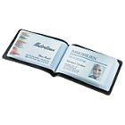 Porte cartes Sigel VZ201 40 Cartes Noir