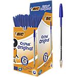 Penne BIC Cristal blu 50 pezzi
