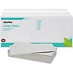 Asciugamani in carta Highmark Standard 2 strati piegato a v 15 unità da 250 strappi