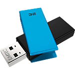 Chiavetta USB EMTEC C350 32 gb blu