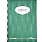 Scadenzario Semper 8008842987598 A4 17 x 24 cm