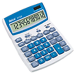 Calcolatore semplice Rexel 212X batteria