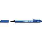 Fineliner STABILO Pointmax tonda 0.8 mm blu 10 unità