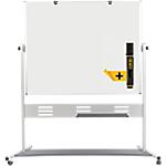 Lavagna Bi Office Evolution Smaltato magnetico 150 x 120 cm