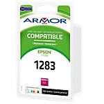 Cartuccia inchiostro t1283 compatibile ARMOR b12590r1 magenta
