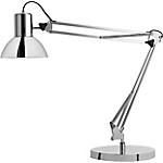 Lampada Unilux Cromo argento