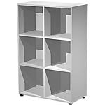 Libreria Artexport Easy Cube Grigio 800 x 1.210 mm