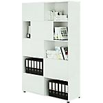 Libreria Artexport Tetris Bianco 1.200 x 350 x 1.906 mm