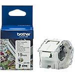 Etichetta multiuso Brother CZ 1003 19 x 120 mm bianco