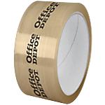 Nastro imballo personalizzabile in PVC 33 micron 50 mm x 66 m trasparente
