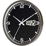 CEP orologio da partete Datum Orion 27 cm nero