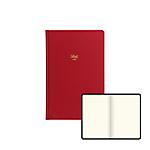Notebook Letts rosso rigato non perforato