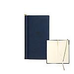 Notebook Letts blu rigato non perforato