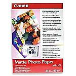 Carta fotografica Canon 7981A008 A3 opaca 170 g