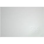 Cartoncino Fabriano 51600697 bianco 25 fogli