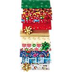 Carta per regali Christmas 100 x 70 cm 100 fogli