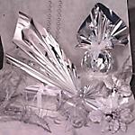 Buste regalo Argento 25 x 40 cm 50 unità