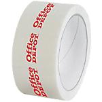 Nastro adesivo per imballo 1 2 colori 540 bianco