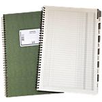 Scadenziario con rubrica Data Ufficio Gennaio Dicembre 21 x 29,7 cm