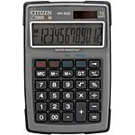 Calcolatrice da tavolo Citizen WR 3000 GY grigio