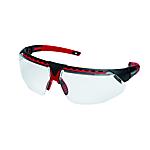 Occhiali Honeywell Avatar 1034837 policarbonato, mmt Lente grigia, montatura nera e rossa 8 unità
