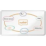 Lavagna bianca magnetica Nobo Premium Plus Acciaio 155 x 87 cm
