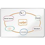 Lavagna bianca magnetica Nobo Premium Plus Smaltato 180 x 120 cm