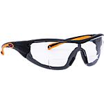 Occhiali con diottria INFIELD Velor +2,50 nero, arancione